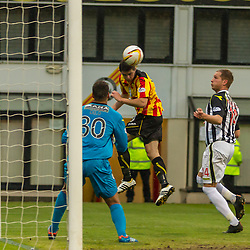 Partick Thistle v St Mirren | Scottish Premiership | 25 April 2014