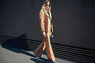Veronica Heilbrunner at Gucci SS2018