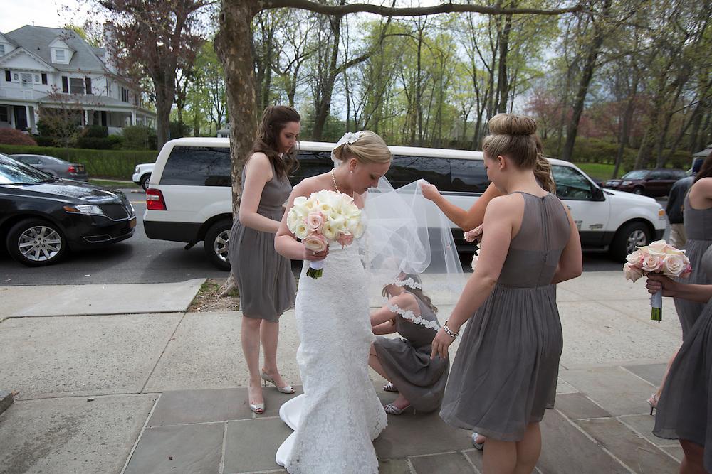 Kim Seedor and Steve Thompson's wedding, Larchmont NY , May 3, 2014