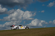 September 19, 2015: Tudor at Circuit of the Americas. #912 Bergmeister, Bamber, Porsche NA 911 RSR, GTLM