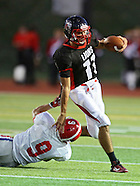 High School Football - Cedar Rapids Washington at Linn-Mar - September 14, 2012
