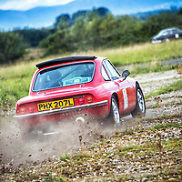 Car 110 Mike Vokes / Matthew Vokes