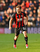 Ryan Fraser (24) of AFC Bournemouth during the Premier League match between Bournemouth and Arsenal at the Vitality Stadium, Bournemouth, England on 25 November 2018.