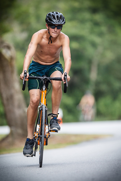 Images from the 2015 Charleston Sprint Triathlon Series Race #1 at James Island County Park near Charleston, South Carolina.