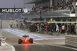 13.11.2011, Yas-Marina-Circuit, Abu Dhabi, UAE, Grosser Preis von Abu Dhabi, im Bild Bruno Senna [BRA] Test Driver Lotus Renault GP  // during the Formula One Championships 2011 Large price of Abu Dhabi held at the Yas-Marina-Circuit, 2011/11/13. EXPA Pictures © 2011, PhotoCredit: EXPA/ nph/ Dieter Mathis..***** ATTENTION - OUT OF GER, CRO *****
