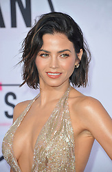 Jenna Dewan at the 2017 American Music Awards held at the Microsoft Theater in Los Angeles, USA on November 19, 2017.