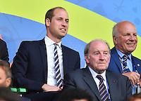 2016.06.20 Saint-Etienne<br /> Pilka nozna Euro 2016<br /> mecz grupy C Slowacja - Anglia<br /> N/z ksiaze Prince William<br /> Foto Lukasz Laskowski / PressFocus<br /> <br /> 2016.06.20 Saint-Etienne<br /> Football UEFA Euro 2016 group C game between Slovaki and England<br /> Prince William<br /> Credit: Lukasz Laskowski / PressFocus