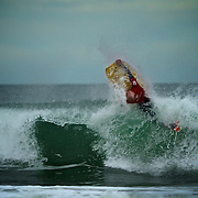 BODYBOARDING ON THE NORTH COAST
