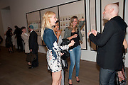 GWYNETH PALTROW; CAMERON DIAZ, A Living man declared Dead and Other Chapters. Taryn Simon. Tate Modern, London. 24 May 2011. <br /> <br />  , -DO NOT ARCHIVE-© Copyright Photograph by Dafydd Jones. 248 Clapham Rd. London SW9 0PZ. Tel 0207 820 0771. www.dafjones.com.