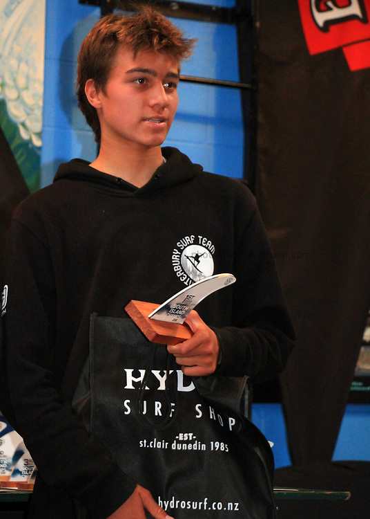 Prize giving at SCBRA club rooms of the <br /> Emerson&rsquo;s South Island Championships 2018