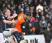 Nadir &Ccedil;ift&ccedil;i and Gary Irvine - Dundee United v Dundee, SPFL Premiership at Tannadice<br /> <br />  - &copy; David Young - www.davidyoungphoto.co.uk - email: davidyoungphoto@gmail.com