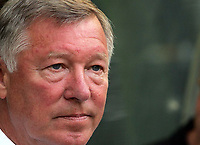 Photo: Paul Thomas.<br /> Glasgow Celtic v Manchester United. Pre Season Friendly. 26/07/2006.<br /> <br /> Sir Alex Ferguson.