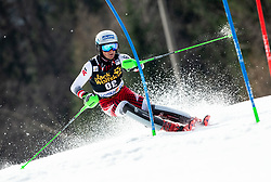GSTREIN Fabio of Austria during the Audi FIS Alpine Ski World Cup Men's Slalom 58th Vitranc Cup 2019 on March 10, 2019 in Podkoren, Kranjska Gora, Slovenia. Photo by Matic Ritonja / Sportida