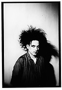 Robert Smith, Shoreditch, London 1985