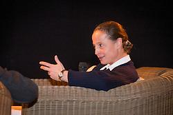 Werth Isabell (GER)  and Richard Davison<br /> Global Dressage Forum<br /> Academy Bartels - Hooge Mierden 2013<br /> © Dirk Caremans