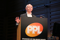 PPL AGM 2015 - King's Place, London. Wednesday, 3rd June 2015.(Photo/John Marshall JME)