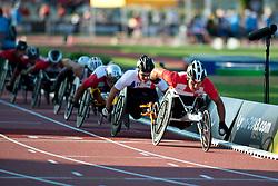 , SUI, 5000m, T54, 2013 IPC Athletics World Championships, Lyon, France