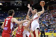 DESCRIZIONE : Berlino Berlin Eurobasket 2015 Group B Turkey Serbia<br /> GIOCATORE :  Sinan Guler<br /> CATEGORIA : Passaggio difesa curiosit&agrave;<br /> SQUADRA :Turkey<br /> EVENTO : Eurobasket 2015 Group B <br /> GARA : Turkey Serbia<br /> DATA : 09/09/2015 <br /> SPORT : Pallacanestro <br /> AUTORE : Agenzia Ciamillo-Castoria/I.Mancini <br /> Galleria : Eurobasket 2015 <br /> Fotonotizia : Berlino Berlin Eurobasket 2015 Group B Turkey Serbia