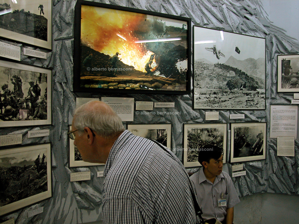 Vietnam,Ho Chi Minh City: Once known as the Museum of Chinese and American War Crimes, the name change reflects a desire not to offend wealthy tourists. Despite the rhetoric, this museum has become one of the most popular attractions with Western visitors of all political persuasions. It is a stark reminder that wars rarely have winners and are never glorious. Along with the many photographs, the museum displays US armoured vehicles, artillery pieces, bombs and infantry weapons. There is even a guillotine used by the French on pesky Viet Minh 'troublemakers'.