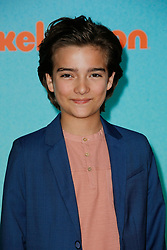 March 23, 2019 - Los Angeles, CA, USA - LOS ANGELES, CA - MARCH 23: -Elias Harger attends Nickelodeon's 2019 Kids' Choice Awards at Galen Center on March 23, 2019 in Los Angeles, California. Photo: CraSH for imageSPACE (Credit Image: © Imagespace via ZUMA Wire)