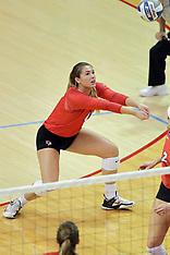 2017 Illinois State Redbirds Volleyball photos