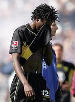 George Mbwando Aachen<br /> 2. Bundesliga Karlsruher SC - Alemannia Aachen