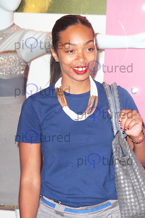 Zaraah Abrahams, Celeb Boutique - Store Launch Party, Westfield Stratford City, London UK, 25 July 2013, (Photo by Brett Cove)