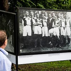 20200518: SLO, Football -  100 years of the Football Association of Slovenia (NZS), Photo Exhibition