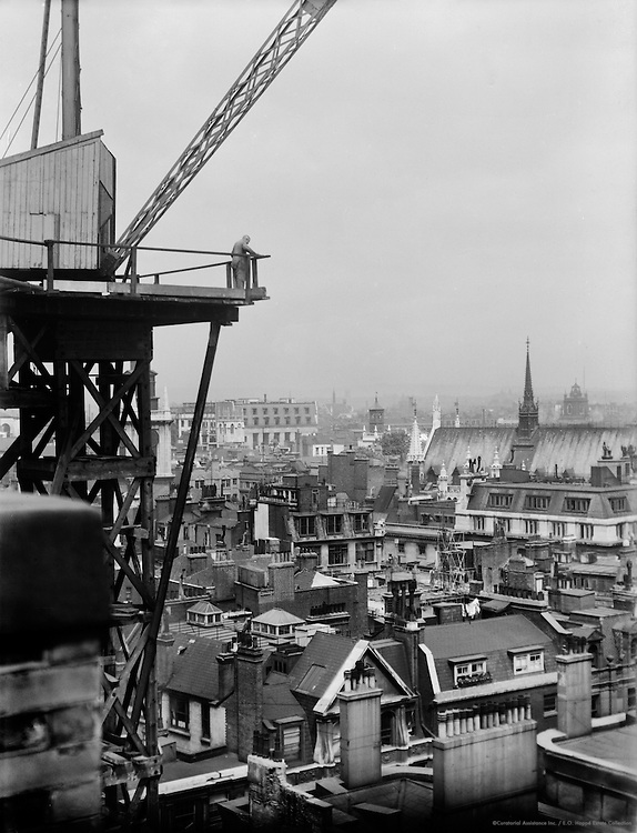 City View, London, England, 1929