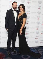 Robert Pirès, Chain of Hope - Annual Gala Ball, Grosvenor House Hotel, London UK, 18 November 2016, Photo by Brett D. Cove