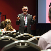 "Cardinal Health RBC 2017 Continuing Education. Dr Jeff Goad (Chapman Univ) ""APhA Pharmacy Based Travel Health Services"". Photo by Alabastro Photography."