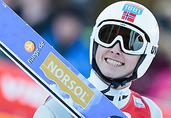 20.12.2015, Nordische Arena, Ramsau, AUT, FIS Weltcup Nordische Kombination, Skisprung, im Bild Jarl Magnus Riiber (NOR) // Jarl Magnus Riiber of Norway during Skijumping Competition of FIS Nordic Combined World Cup, at the Nordic Arena in Ramsau, Austria on 2015/12/20. EXPA Pictures © 2015, PhotoCredit: EXPA/ JFK