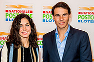 AMSTERDAM - Rafael Nadal during the annual Goed Geld Gala in theater Carre. copyright robin utrecht
