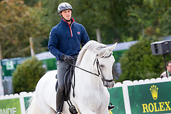 Eilberg Michael, (GBR), Half Moon Delphi<br /> Alltech FEI World Equestrian Games™ 2014 - Normandy, France.<br /> © Hippo Foto Team - Leanjo de Koster<br /> 25/06/14