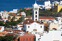 Espagne. Iles Canaries. Tenerife. Ville de Garachico. // Spain. Canary islands. Tenerife. City of Garachico.