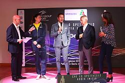PRESENTAZIONE CAMPIONATO 2016-2017<br /> SAMSUNG DISTRICT MILANO 10-10-2016<br /> FOTO FILIPPO RUBIN / LVF