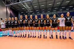 22-08-2017 NED: World Qualifications Belgium - Czech Republic, Rotterdam<br /> Team Belgie
