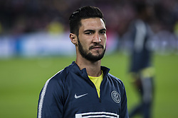 October 24, 2018 - Barcelona, Spain - 16 Politano from Italy of FC Internazionale Milano during the UEFA Champions League match between FC Barcelona v FC Internazionale Milano at Camp Nou Stadium, in Barcelona on 24 of October, 2018. (Credit Image: © Xavier Bonilla/NurPhoto via ZUMA Press)