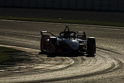 October 17, 2018 - Valencia, Spain - Track action during the Formula E official pre-season test at Circuit Ricardo Tormo in Valencia on October 16, 17, 18 and 19, 2018. (Credit Image: © Xavier Bonilla/NurPhoto via ZUMA Press)