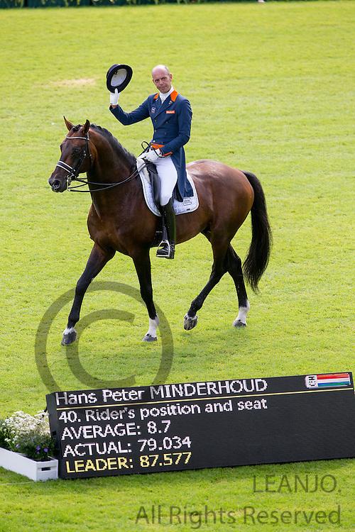 Hans Peter Minderhoud - Glock's Johnson TN<br /> FEI European Championships Aachen 2015<br /> &copy; DigiShots