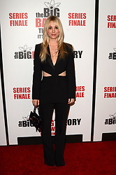 May 1, 2019 - Pasadena, CA, USA - LOS ANGELES - MAY 1:  Kaley Cuoco at the ''The Big Bang Theory'' Series Finale Party at the Langham Huntington Hotel on May 1, 2019 in Pasadena, CA (Credit Image: © Kay Blake/ZUMA Wire)