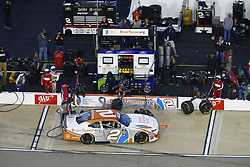 April 20, 2018 - Richmond, Virginia, United States of America - April 20, 2018 - Richmond, Virginia, USA: Matt Tifft (2) brings his car down pit road for service during the ToyotaCare 250 at Richmond Raceway in Richmond, Virginia. (Credit Image: © Chris Owens Asp Inc/ASP via ZUMA Wire)