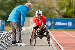 David Weir T54 GBR at 2014 IPC Athletics Grandprix, Nottwil, Switzerland