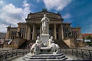 The concerthaus Berlin, Gendarmenmarkt, Germany