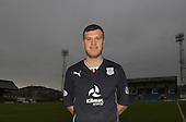 10-01-2014 - Dundee new boy Adam Cummins