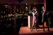 Lundi 8 Decembre 2008. Paris, France..Grands Prix Famili 2008 des lecteurs-testeurs..Salle Gustave Eiffel. Tour Eiffel..