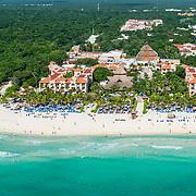 Sandos Playacar. Playa del Carmen. Quintana Roo, Mexico.