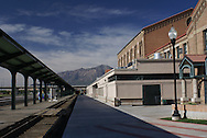 Union Station located in Ogden, Utah.