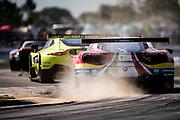 March 12-15, 2019: 1000 Miles of Sebring, World Endurance Championship. 71 AF Corse, Ferrari 488 GTE, Sam Bird, Davide Rigon, Miguel Molina