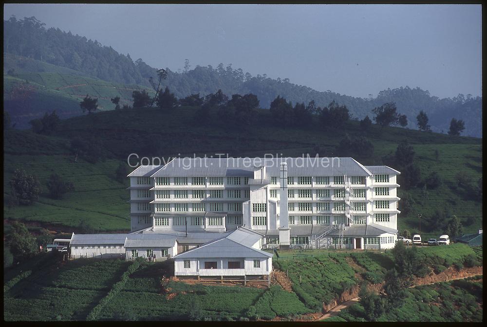 The Tea Factory Hotel. Kandapola.